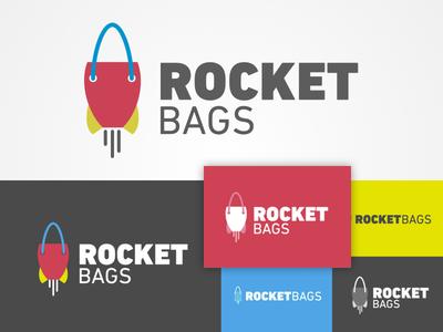 Rocket Bags Identity