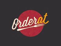 Orderat logo