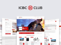 ICBC Club Redesign