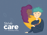 Strive Care Ilustrations