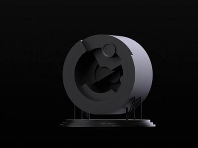 Disrupt tech disrupt design website animation 3d interactive animation interaction design