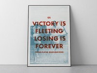 Empowerment Series Poster-Victory
