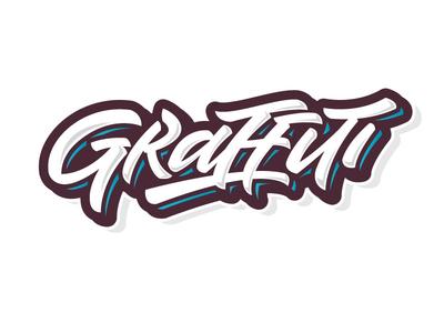 Graffiti streetart graffiti vector letters letter type font logo lettering calligraphy