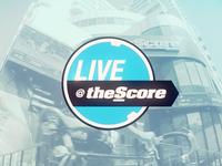 Live@theScore Logo