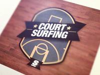 Court Surfing 2012 Logo