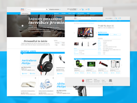 E-commerce Full Website