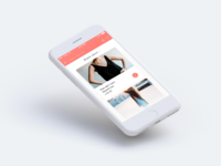 Ecommerce App | Search