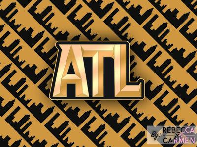 ATL Lapel Pin