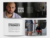Brochure Layout | Staff & Fitness