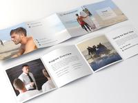 Square 4-Fold Brochure