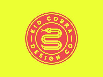 Kid Cobra Badge