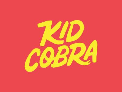 Kid Cobra - Logo