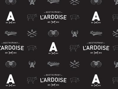 Ardoise Pattern