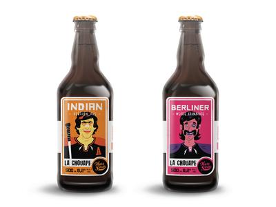 Packaging Goon Beer Bottle