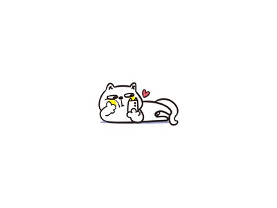 I like your photo. art cat drawing illustration
