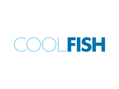 Coolfish Logo Concepts logo