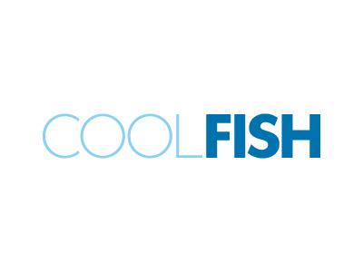 Coolfish Logo Concepts logo