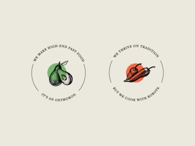 Spyce Badge Concepts