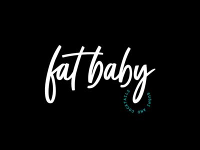 Fat Baby Logo
