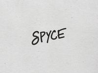 Spyce Final Logo