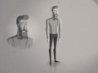 Character design sample