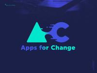 Apps For Change Logo