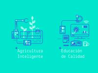 Agricultura y Educación