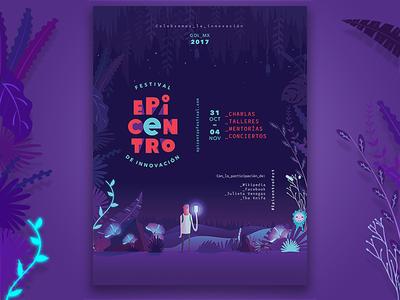 Epicentro 2017 - Poster