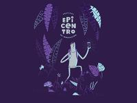 Epicentro Festival T-Shirt Design