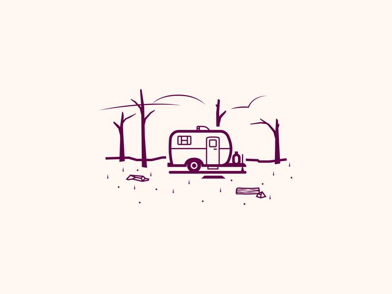 Scamp camp camper rv scamp