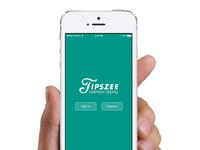 Tipszee ux mobile app