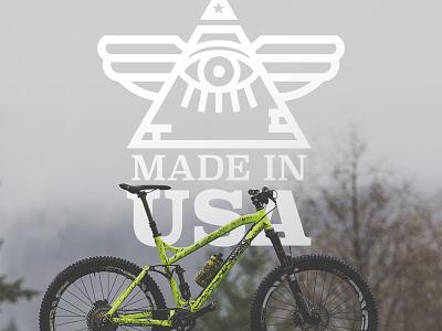 MUSA made in the usa aluminum mountain bikes cycling bikes usa musa