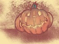 procreate and make pumpkins