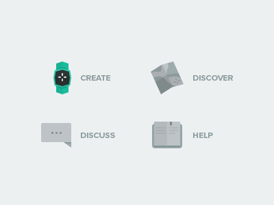 Eclipse Site icons icons color colour eclipse watch website categories map help discover create discuss