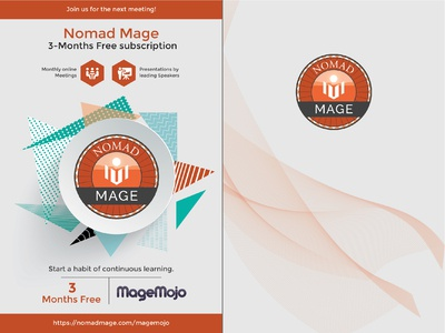 Nomad Mage : Marketing