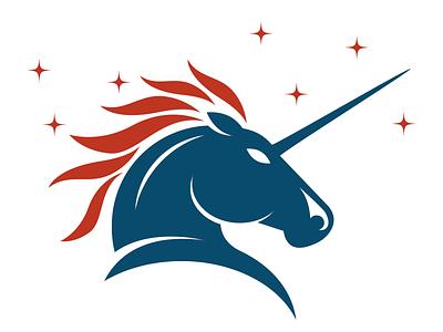 Fightin' Unicorns icon unicorn illustration vector illustration