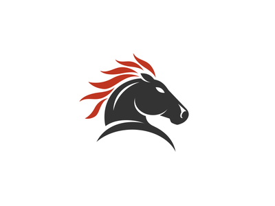 Horse Icon - Final logo icon horse illustration vector illustration