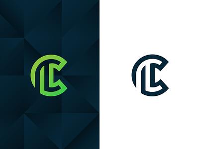 CL Mongram cl l c typography monogram
