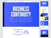 Databarracks Website