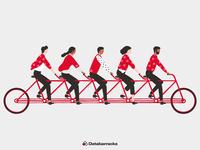 Databarracks Illustration | Team