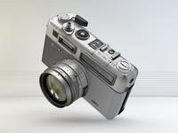 Yashica Camera