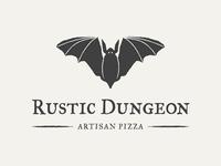 Rustic Dungeon Logo