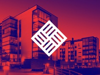 Icon for a property development company