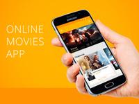 Оnline movies app