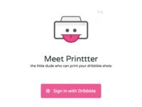 Meet Printtter