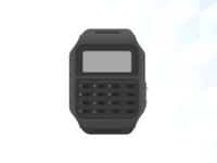 Calculator – Daily UI challenge #004