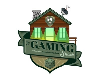 The Gaming Shack Logo