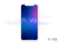 Nova Texting Logo