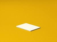 Google Beach motiongraphics motion design laptop animated gif cinema4d design c4d 3d 3d artist illustration