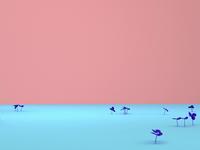 2020 be like colors cgi illustration 3dcharacter motion design motiongraphics cinema4d 3d artist 3d c4d